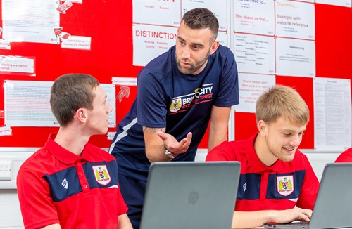 Vacancy: Community Trust sports lecturer