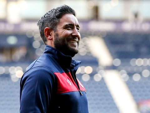Video: Lee Johnson Pre-Rotherham United away