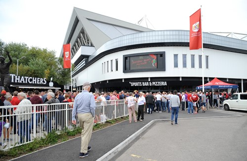Getting to the Gate: Bristol City v Millwall