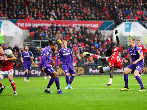 Highlights: Bristol City 0-1 Stoke City