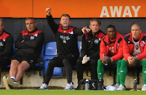 Video: Cotterill Bemoans Missed Chances