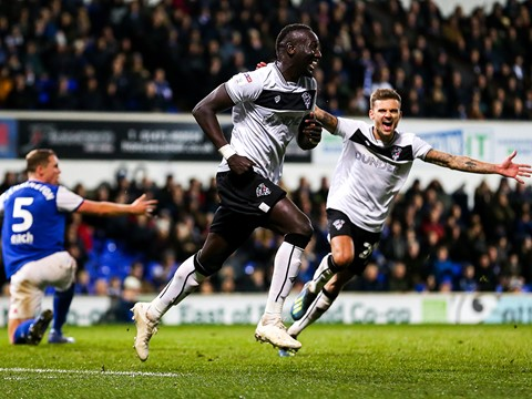 Highlights: Ipswich Town 2-3 Bristol City