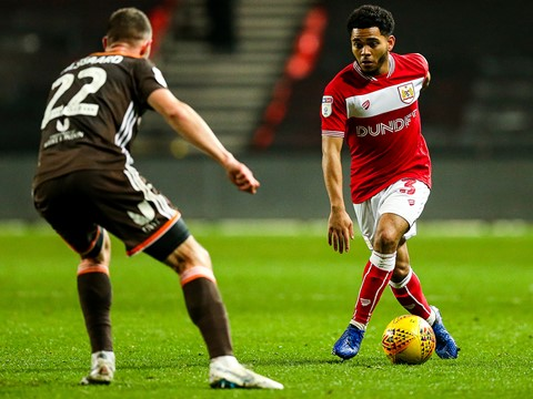 Full 90: Bristol City 1-1 Brentford