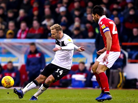 Video: Andreas Weimann Post-Nottingham Forest away
