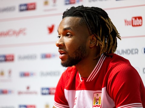 Audio: Kasey Palmer Post-Bolton Wanderers home press conference