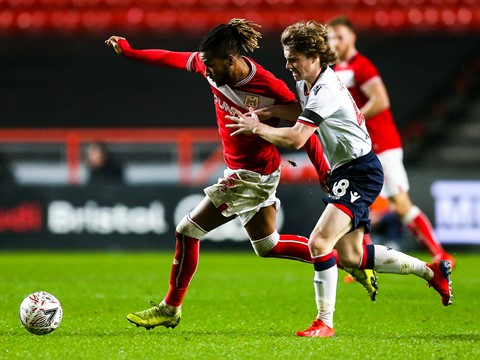 Video: Kasey Palmer Post-Bolton Wanderers home