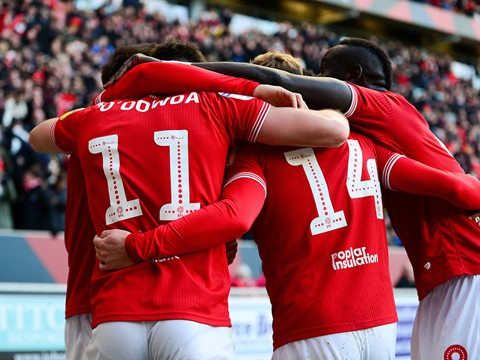 Highlights: Bristol City 2-0 Swansea City