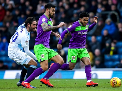 Full 90: Blackburn Rovers 0-1 Bristol City