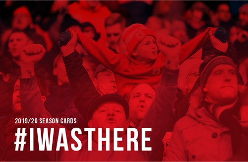Snap up your 2019/20 season card before deadline