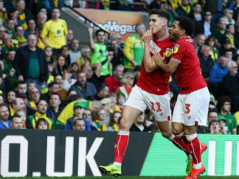 Full 90: Norwich City 3-2 Bristol City