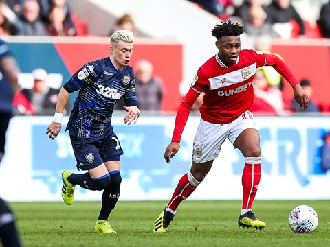 Highlights: Bristol City 0-1 Leeds United