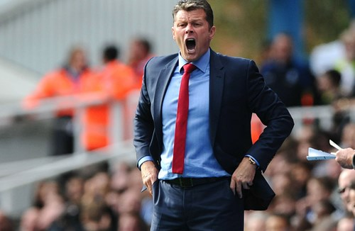 "Cotterill Calls For ""Hostile"" Ashton Gate"