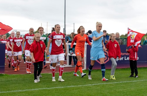 Barclays named as title sponsor of FA Women's Super League