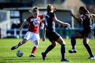 Report: Bristol City Women 1-0 Everton Ladies