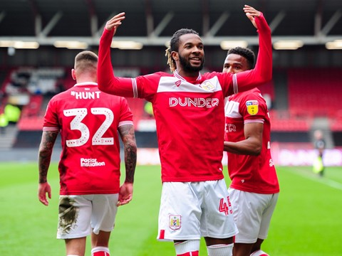 Highlights: Bristol City 2-2 Wigan Athletic