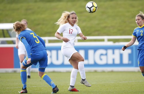 Young Lionesses end Euros on a high