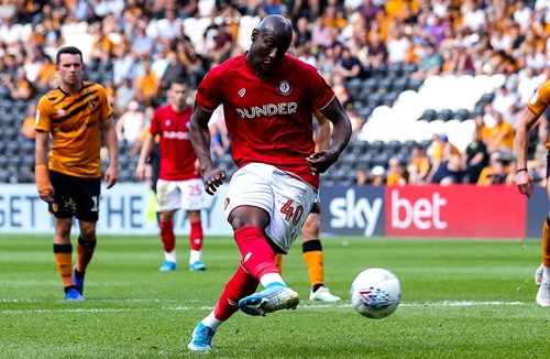 Afobe 'oozing confidence'