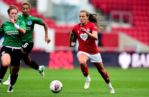 Report: Bristol City Women 0-0 Brighton & Hove Albion
