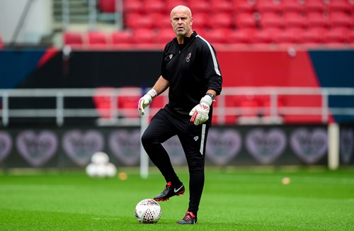 City Women appoint new head of goalkeeping