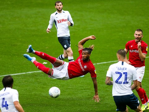 Full 90: Preston North End 3-3 Bristol City