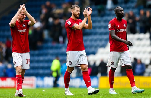 Baker pleased with point at Preston