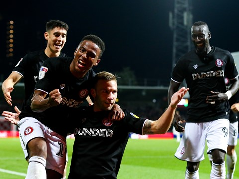 Highlights: Brentford 1-1 Bristol City
