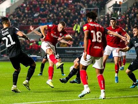 Full 90: Bristol City 2-1 Charlton Athletic