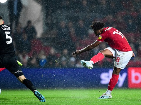 Highlights: Bristol City 2-1 Charlton Athletic