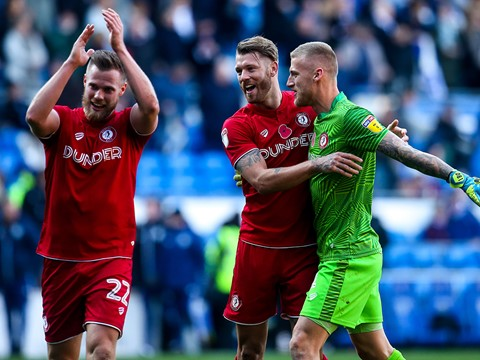 Full 90: Cardiff City 0-1 Bristol City