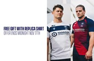 FREE gift with replica shirt offer online and in store