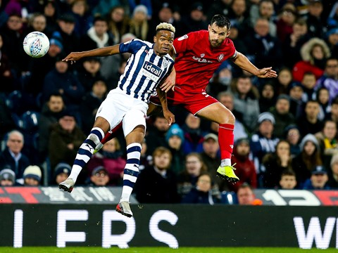 Full 90: West Brom 4-1 Bristol City