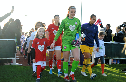 City Women mascot package available for Birmingham clash