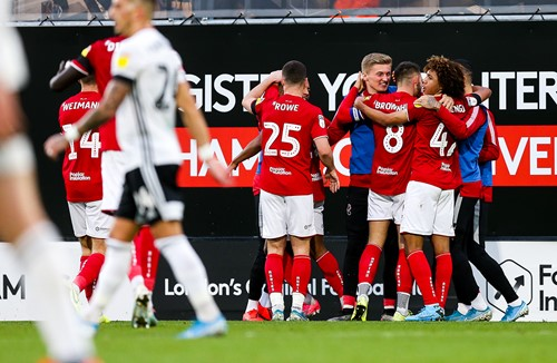 Highlights: Fulham 1-2 Bristol City