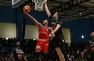 Report: Surrey Scorchers 93-87 Bristol Flyers