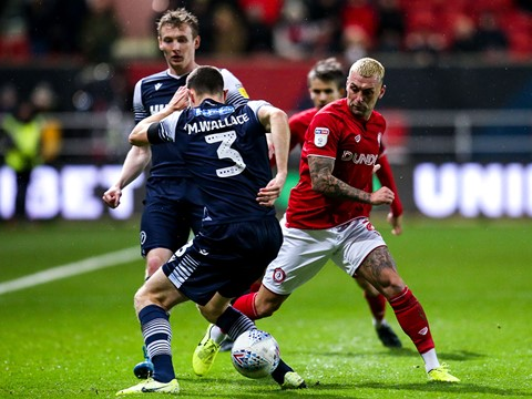 Highlights: Bristol City 1-2 Millwall