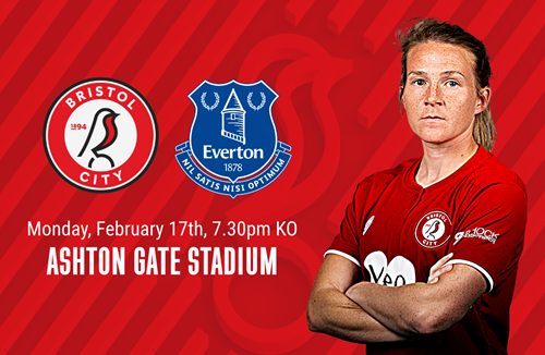 City Women face Everton Women under lights at Ashton Gate