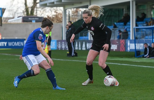 Report: Birmingham City Women 0-1 Bristol City Women