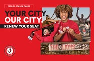 Renew your Season Card for 2020/21