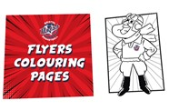 Download your Bristol Flyers colouring pages