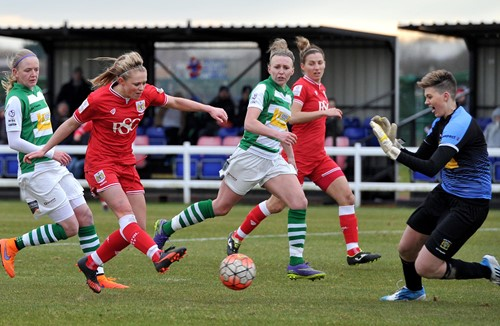 City Women Back In Action At Yeovil