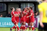 Report: Bristol City Women 4-1 Oxford United Women